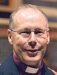Access Ministries chair Bishop Stephen Hale