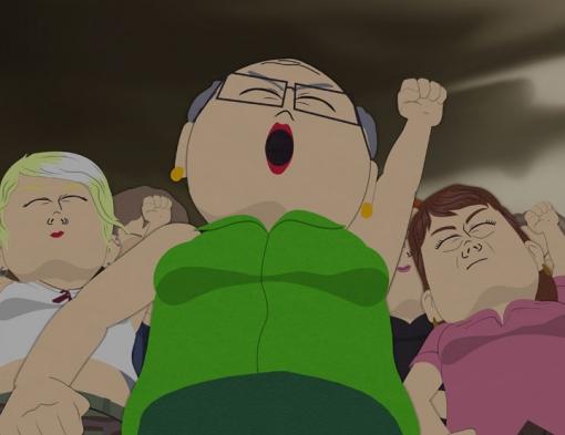 South Park Lesbian Bar 101